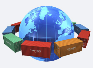 Worldwide Shipping Containers